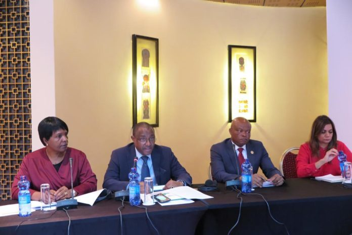 Ethiopia: media coverage of climate finance at the center ...
